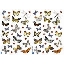 Sticker Papillons 21 cm x 29.7 cm