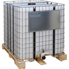 R cup rateur eau de pluie pour vide sanitaire non for Cuve fuel exterieur