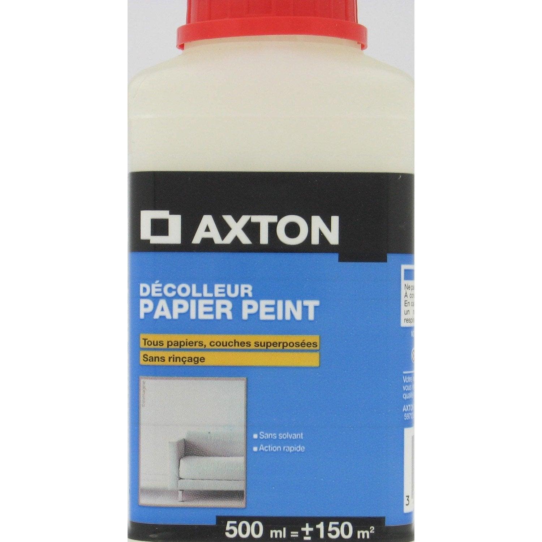 Décoller Papier Peint Produit décolleur axton, 0.5 l