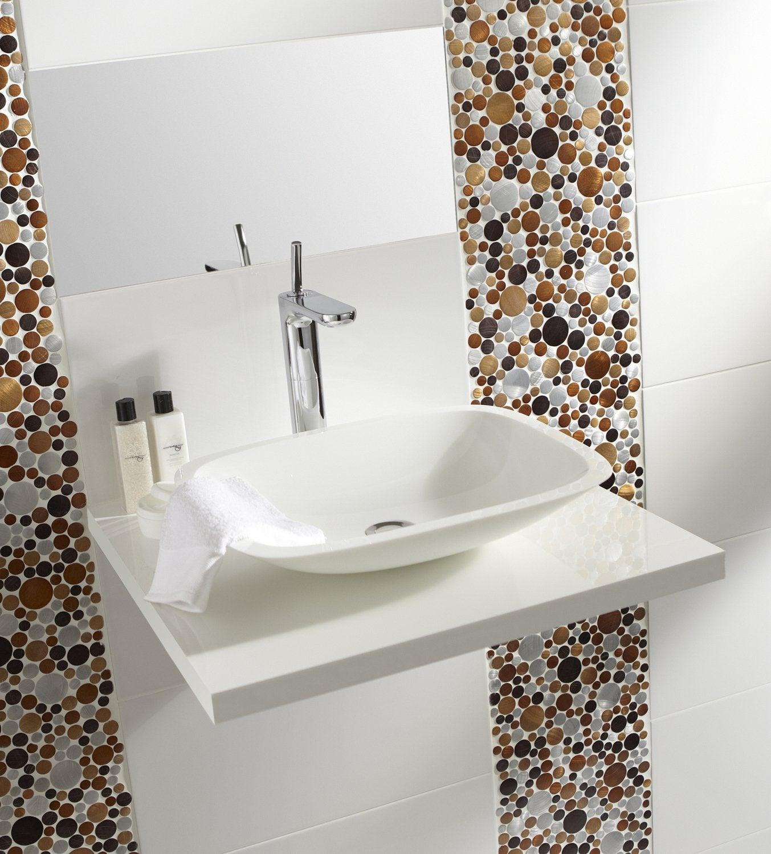 Le carrelage mural éveille votre salle de bains