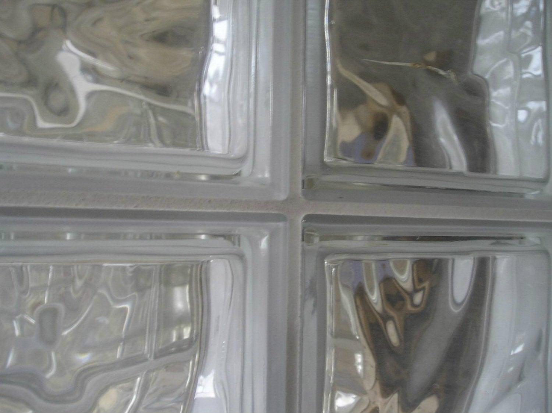 Monter une cloison en briques de verre