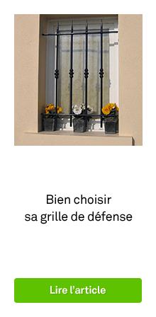 grille de d fense grille de fen tre de protection. Black Bedroom Furniture Sets. Home Design Ideas