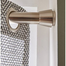 kit de barre rideau leroy merlin. Black Bedroom Furniture Sets. Home Design Ideas
