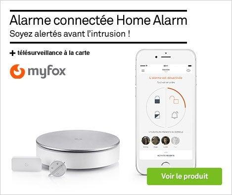HOP Alarme connectée Home Alarm  70524223