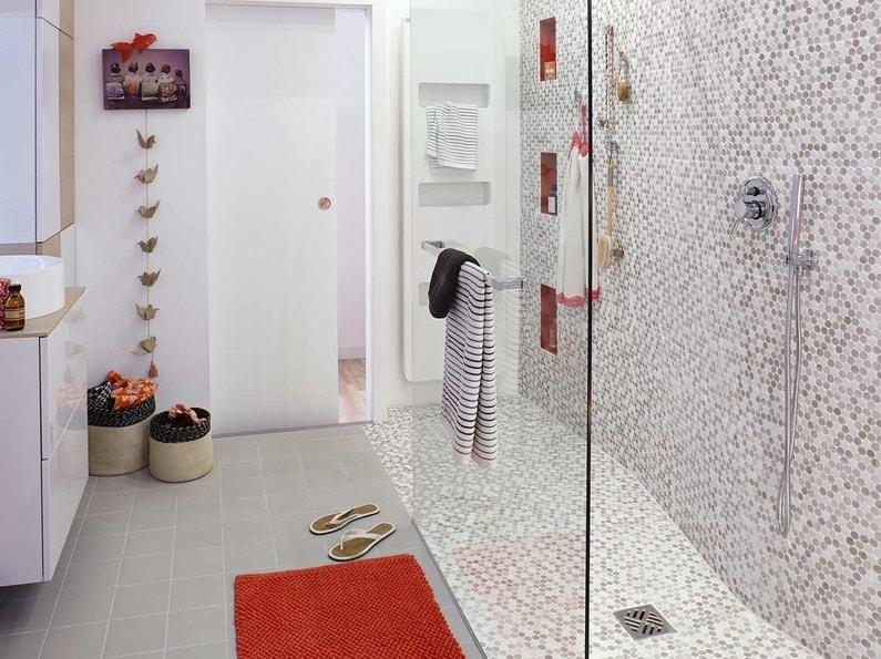 Douche salle de bains leroy merlin for Salle de bain sous sol sans fenetre