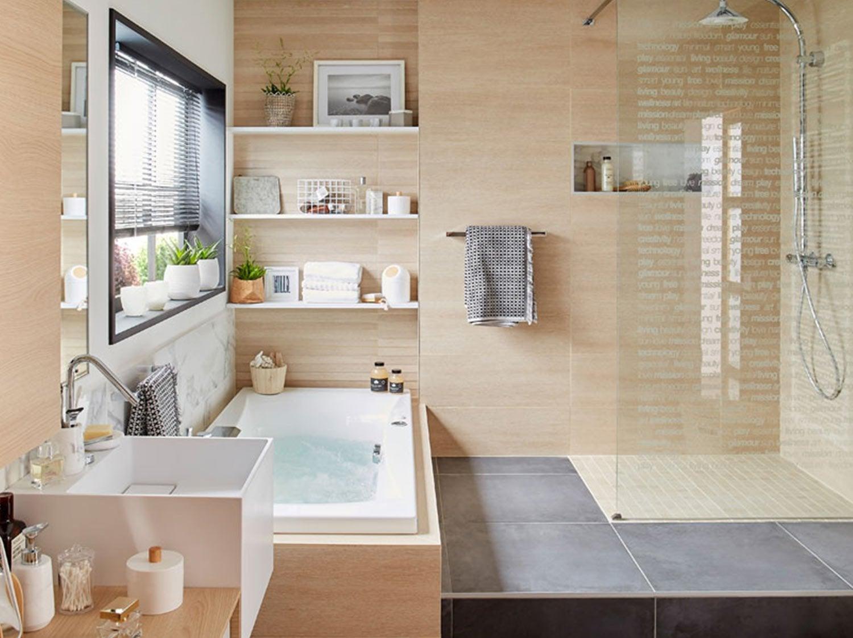 Salle de bains leroy merlin for Dans la salle de bain