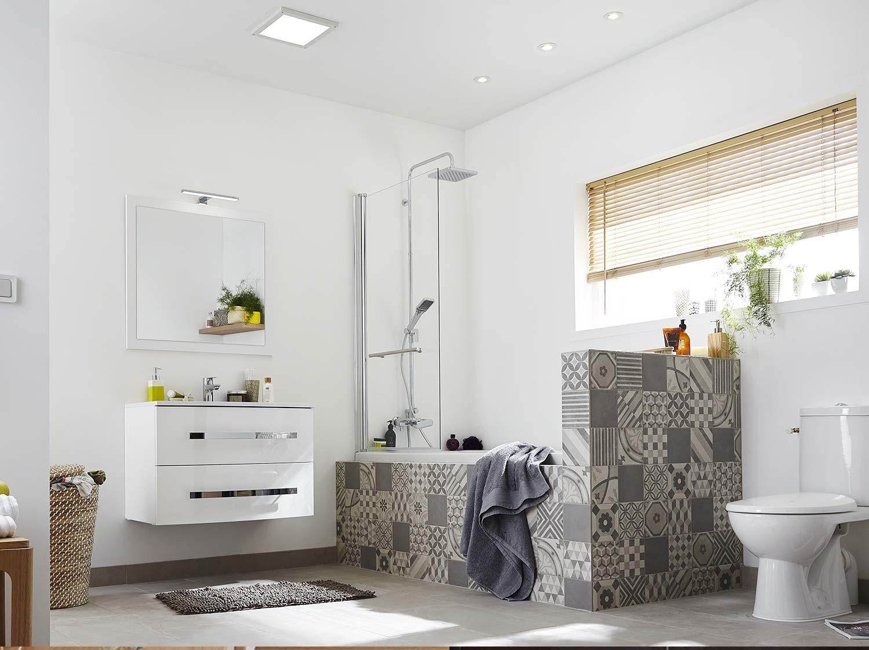 Photo Salle De Bain salles de bains : styles et tendances | leroy merlin