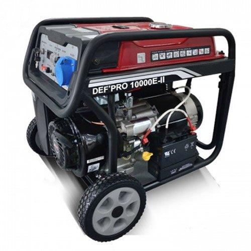 Groupe électrogène essence de chantier Def pro 10000, 7500 W 63876baa294a