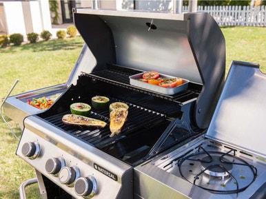 Barbecue Gaz Pierre De Lave Leroy Merlin