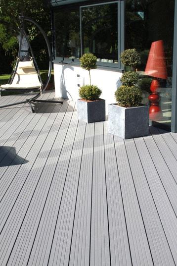 Nouveau Lame Composite Pour Terrasse au meilleur prix | Leroy Merlin HR-42