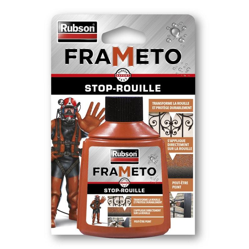 Protection Antirouille Extérieur Frameto Rubson Noir 009 L