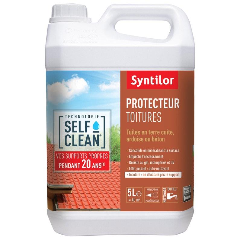 Revêtement Détanchéité Toiture Toiture Syntilor Self Clean Incolore 5l