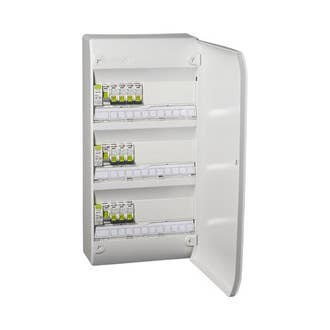 Tableau lectrique electricit domotique leroy merlin - Coffret electrique leroy merlin ...