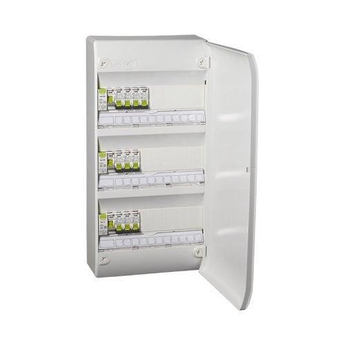 Tableau lectrique electricit domotique leroy merlin - Leroy merlin electricite ...