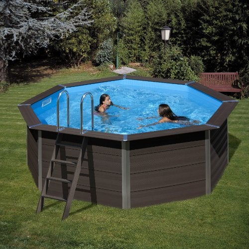 piscine et spa - Terrasse De Jardin