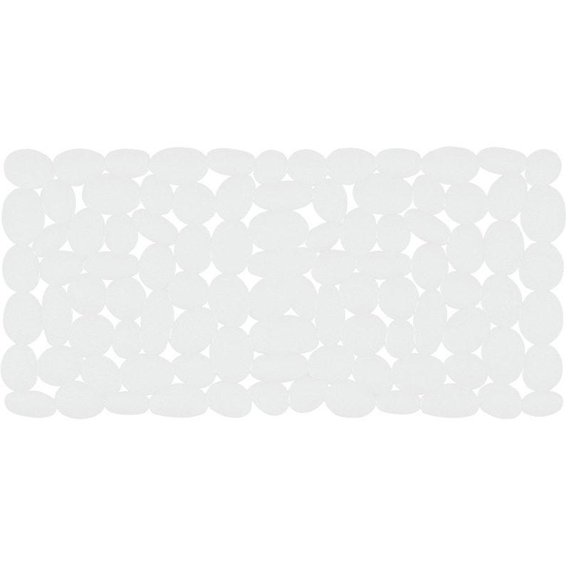 Tapis Antidérapant Blanc Pour Baignoire Marathon