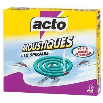 Diffuseur antimoustiques ACTO, 110g