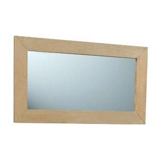 miroir l.90.0 cm surabaya | leroy merlin