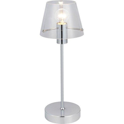 Lampe e14 alhambra brilliant verre transparent 40 w leroy merlin - Le roy merlin luminaire ...
