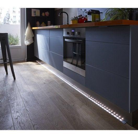 Baguette De Finition Pour Ruban Led Fixer Coller Floor