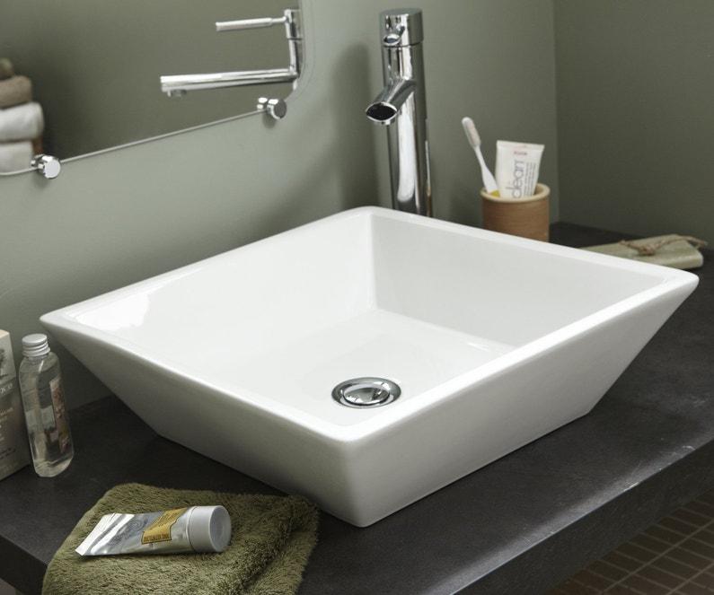 Poser Un Meuble Double Vasque Meuble avec deux vasques à