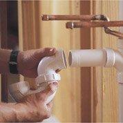 Comment découvrir l'installation d'une évacuation PVC ?