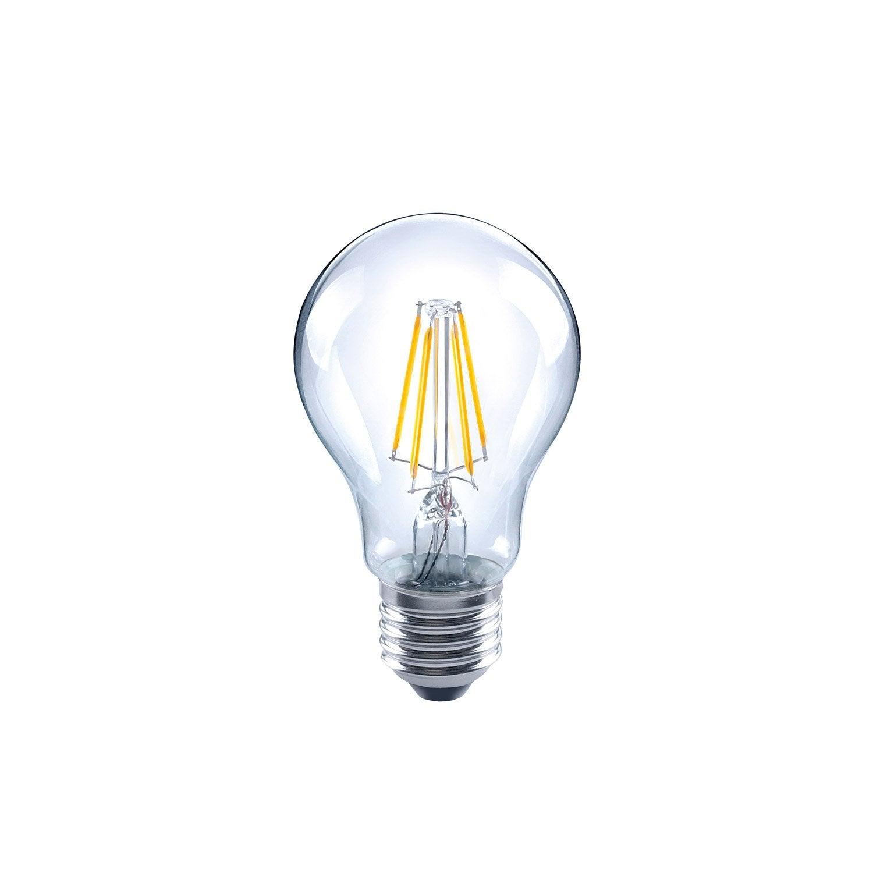 ampoule led filament ronde e14 4w 470lm quiv 40w. Black Bedroom Furniture Sets. Home Design Ideas