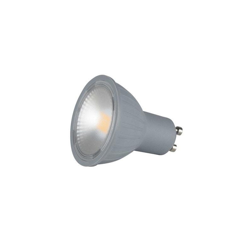 Ampoule Led Gu10 Pour Spot 4w 320lm équiv 35w 2700k 100 Lexman