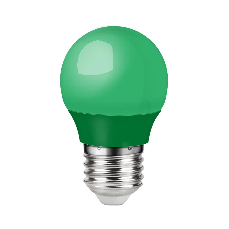 VertLexman E27 Ampoule W Vert Sphérique 20 Led Lm4 sCxQthrdB