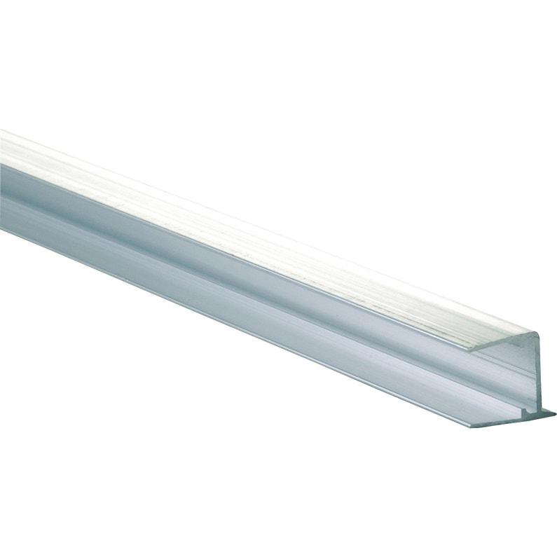 Profil Obturateur Pour Plaque Ep 16 Mm Aluminium L098 M