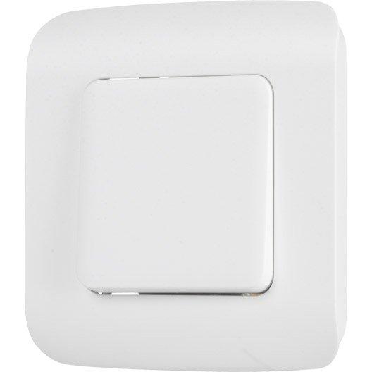 interrupteurs et prises pr ts poser interrupteurs et. Black Bedroom Furniture Sets. Home Design Ideas
