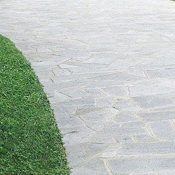 Opus Luzerne alpina granit, gris vert, Ep.25 mm