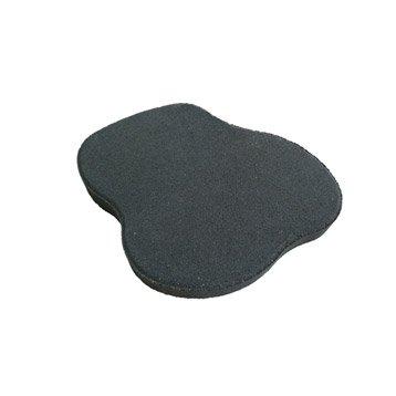 Pas japonais pierre reconstituée noir, Pétale