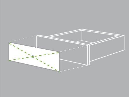 Comment poser des poign es ou boutons de meuble leroy for Casserolier leroy merlin