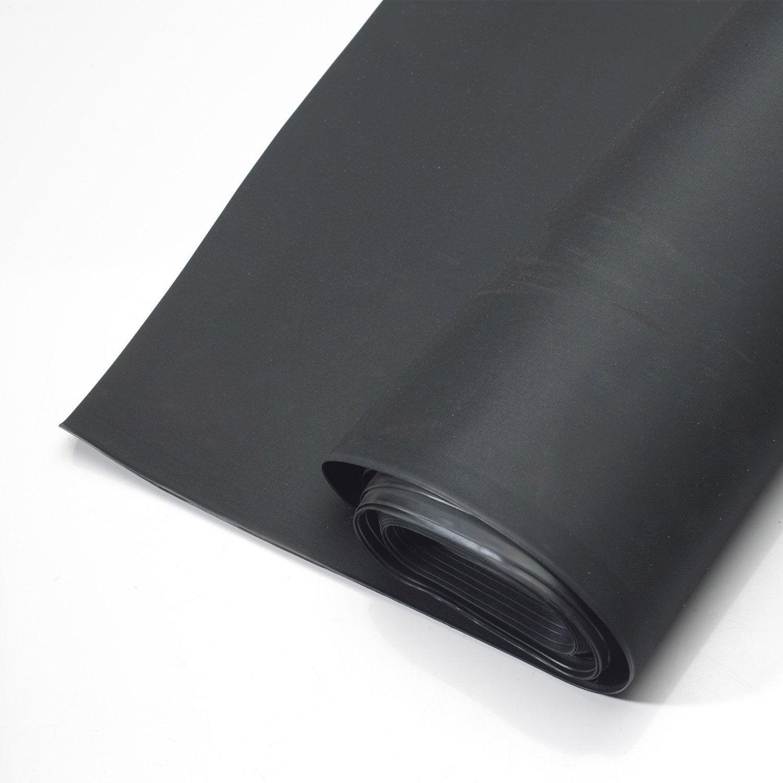Membrane d 39 tanch it pour toit plat easygum gris l 0 5 x for Rouleau epdm