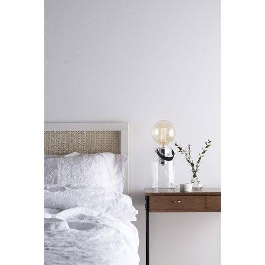 lampe e27 adrian markslojd verre transparent 60 w leroy merlin. Black Bedroom Furniture Sets. Home Design Ideas