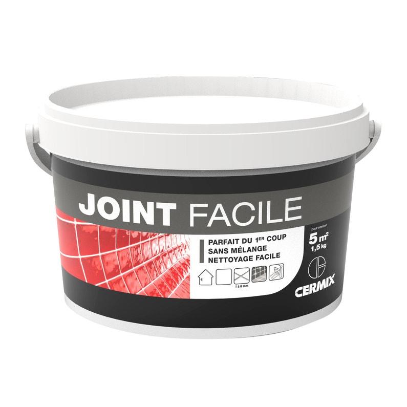 Joint Pâte Tout Type De Carrelage Et Mosaïque Noir 5m²