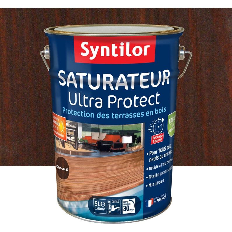 Saturateur Syntilor Ultra Protect 5 L Chocolat