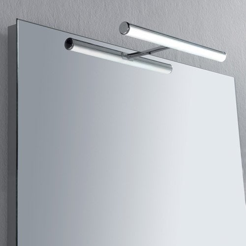 Accessoires et miroirs de salle de bains leroy merlin for Le bain et le miroir
