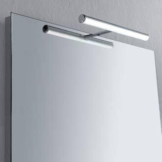 Awesome miroir salle de bain leroy merlin contemporary for Televiseur miroir leroy merlin