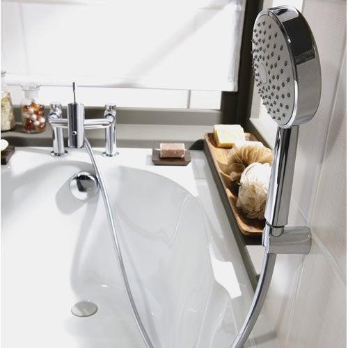 cache tuyau douche leroy merlin simple une douche luitalienne dans une salle de bains nature. Black Bedroom Furniture Sets. Home Design Ideas