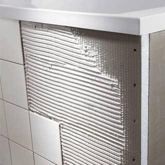 douche - salle de bains | leroy merlin - Carreler Sa Salle De Bain