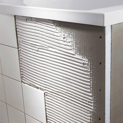 Panneau stratifi salle de bain fabulous vrification de for Panneaux muraux pour salle de bain