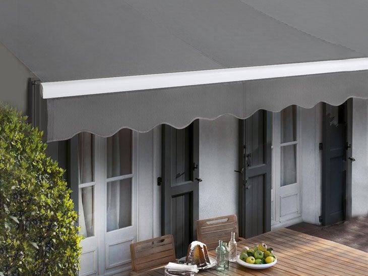 store banne sur mesure leroy merlin. Black Bedroom Furniture Sets. Home Design Ideas