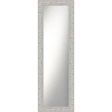 Miroir bulles argent cm for Miroir 40x160