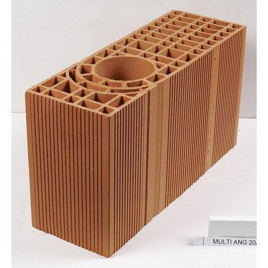 brique d 39 angle cm leroy merlin. Black Bedroom Furniture Sets. Home Design Ideas