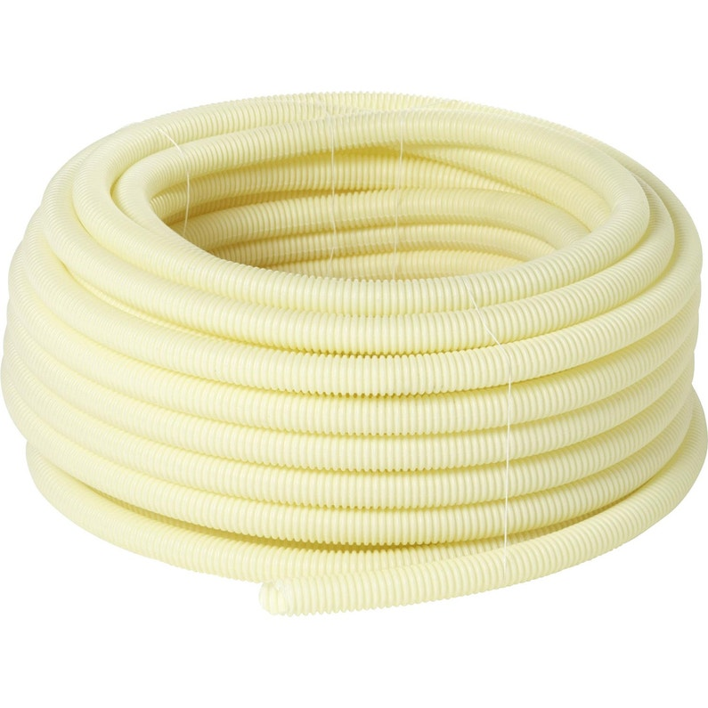 Tube Dalimentation Gainé Pvc En Couronne De 10 M