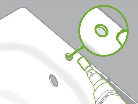 comment installer une robinetterie de baignoire sur gorge ... - Robinetterie Sur Gorge Pour Baignoire