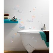 Sticker Sparkle 47 cm x 67 cm