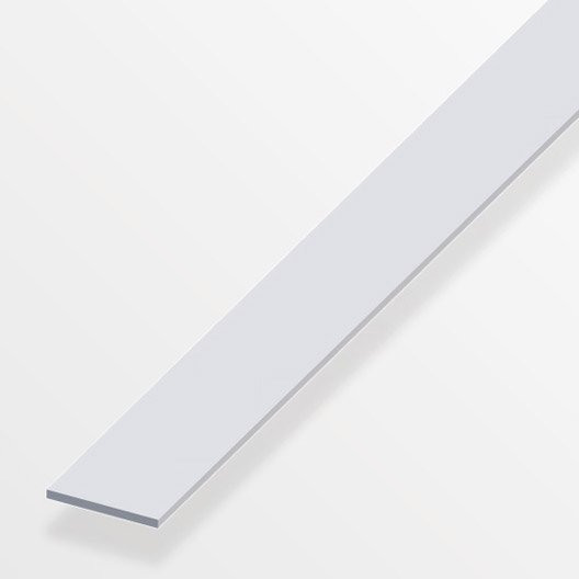 plat aluminium anodis l 2 m x l 5 cm leroy merlin. Black Bedroom Furniture Sets. Home Design Ideas